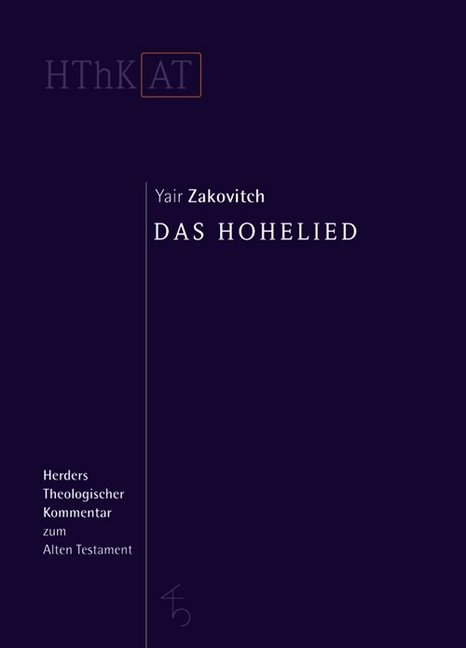 Hohelied als Buch
