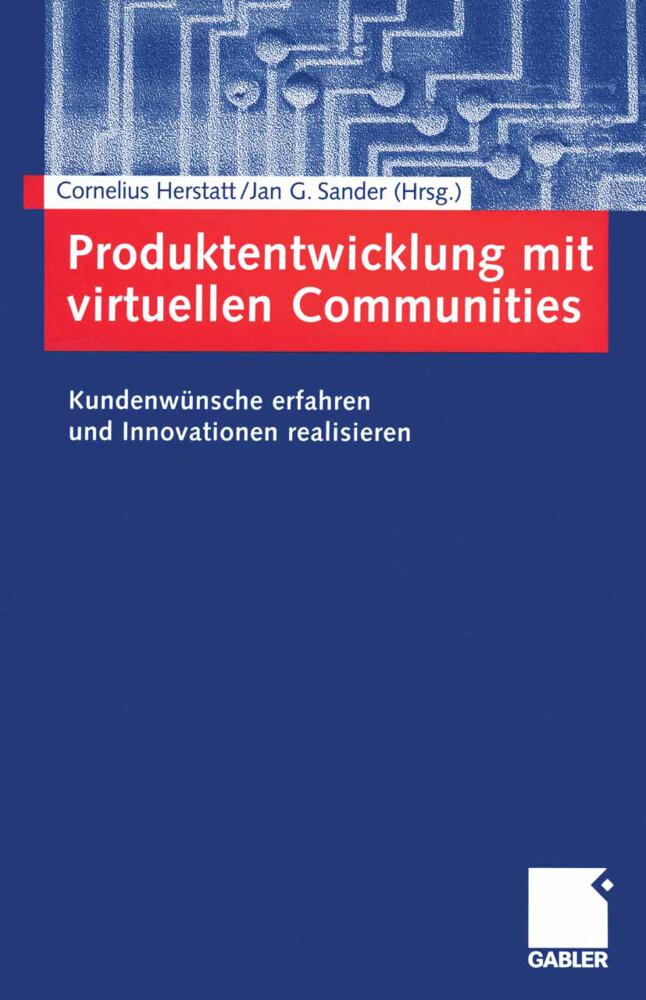 Produktentwicklung mit virtuellen Communities als Buch