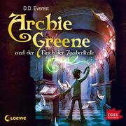 Archie Greene und der Fluch der Zaubertinte