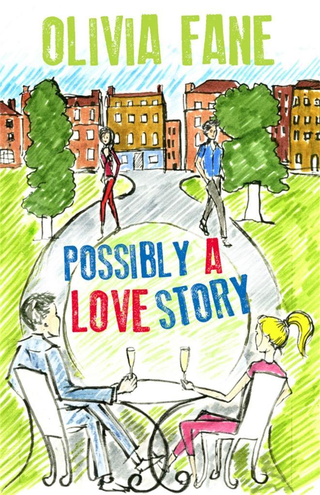 Possibly a Love Story als Taschenbuch von Olivi...