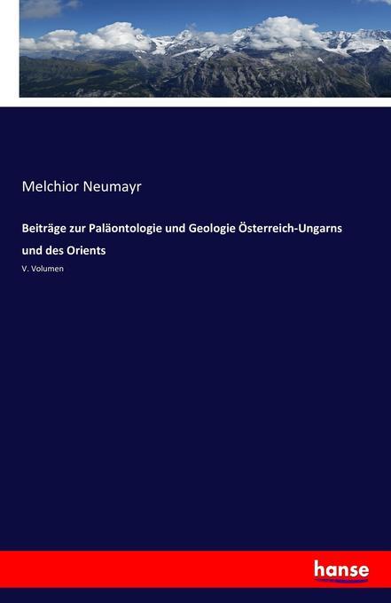 Beiträge zur Paläontologie und Geologie Österre...