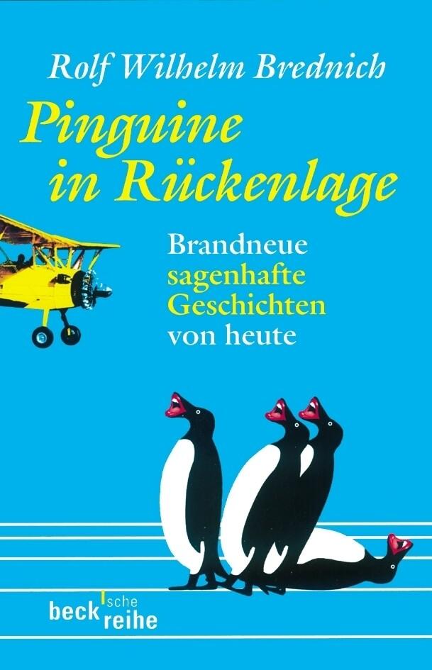 Pinguine in Rückenlage als Taschenbuch