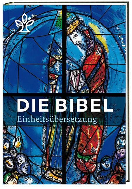 Die Bibel. Mit Bildern von Marc Chagall als Buch