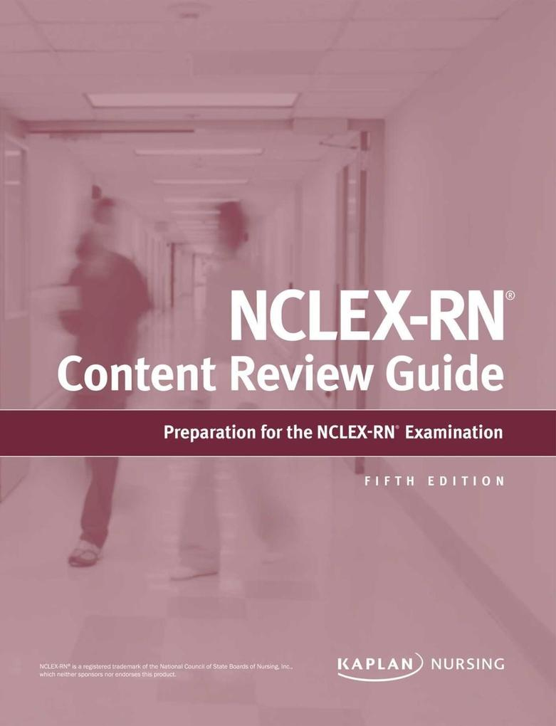 NCLEX-RN Content Review Guide als eBook Downloa...
