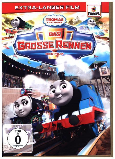 Thomas und seine Freunde: Das große Rennen   DVD   deutsch   NEU   2016