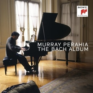 Murray Perahia-The Bach Album