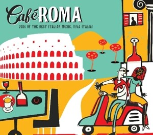 Caf, Roma