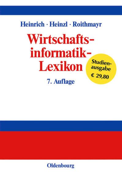 Wirtschaftsinformatik-Lexikon als Buch