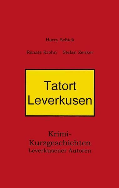 Tatort Leverkusen als Buch