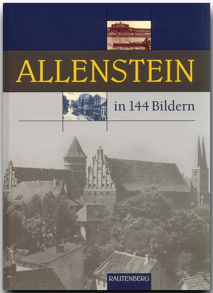 Allenstein in 144 Bildern als Buch