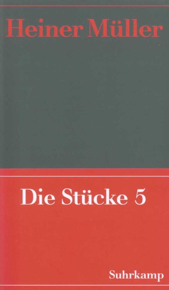 Werke 07. Die Stücke 05 als Buch