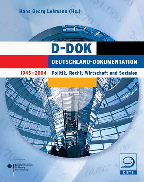 Deutschland-Dokumentation 1945-2004. DVD als Software