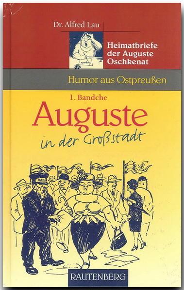 Auguste in der Großstadt als Buch