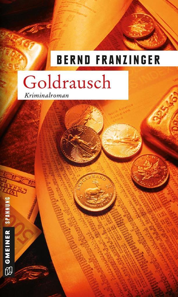 Goldrausch als Buch