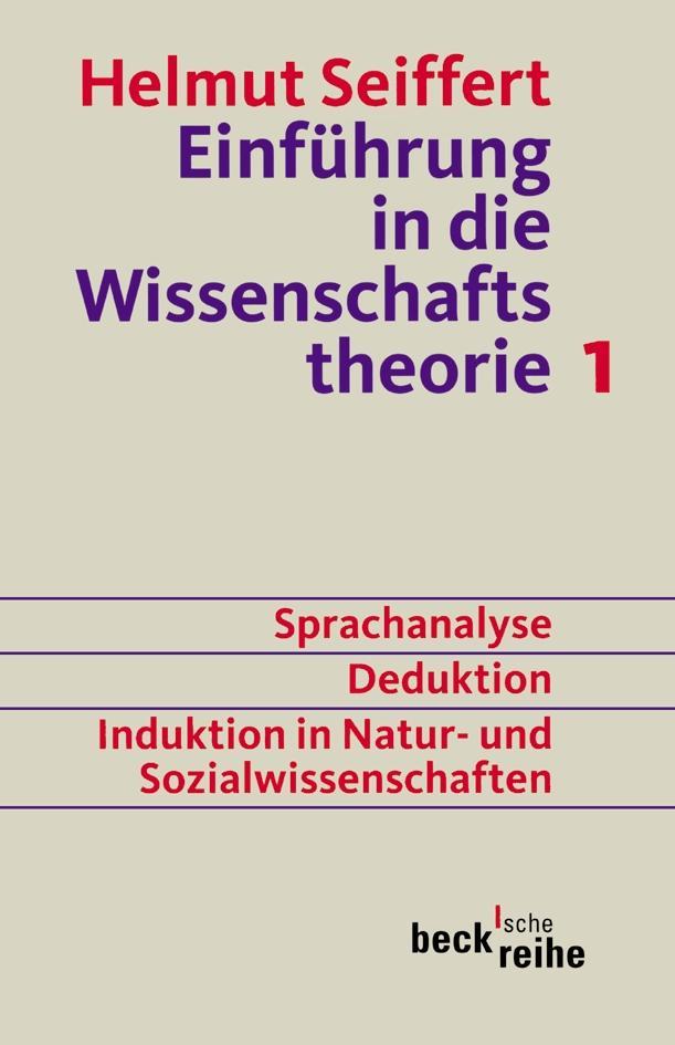 Einführung in die Wissenschaftstheorie 1 als Buch