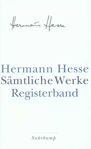 Register als Buch