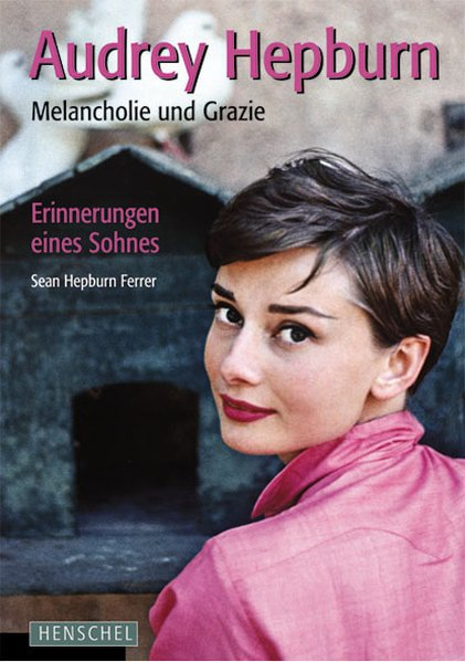Audrey Hepburn als Buch