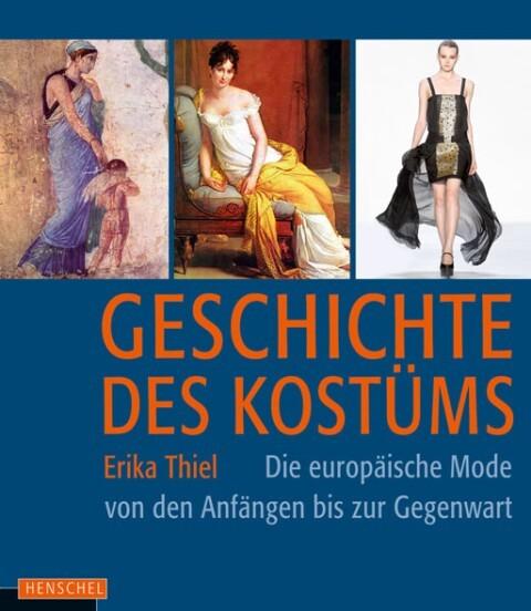 Geschichte des Kostüms als Buch