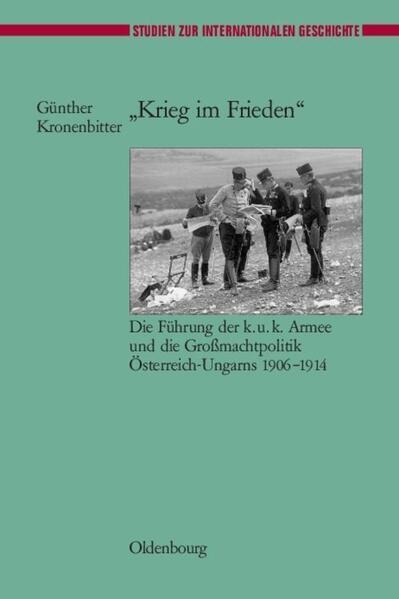 """""""Krieg im Frieden"""" als Buch"""