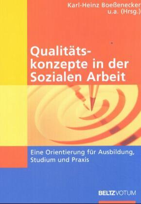 Qualitätskonzepte in der Sozialen Arbeit als Buch