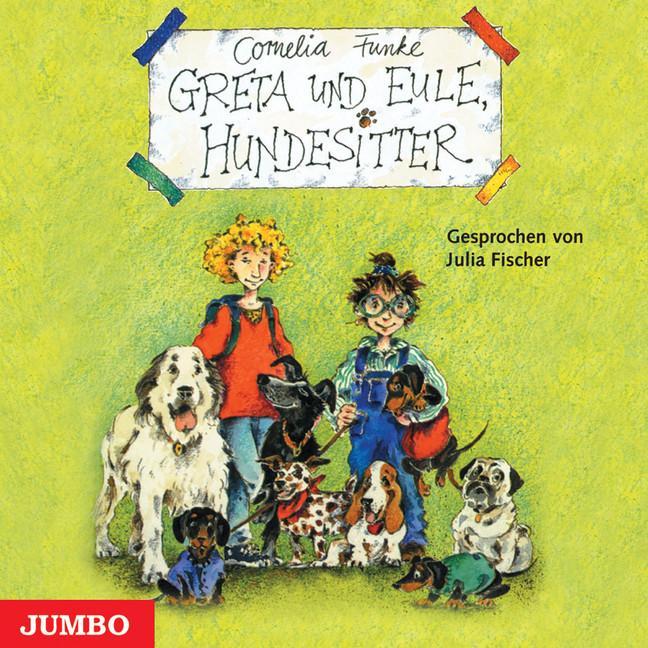 Greta und Eule Hundesitter. CD als Hörbuch