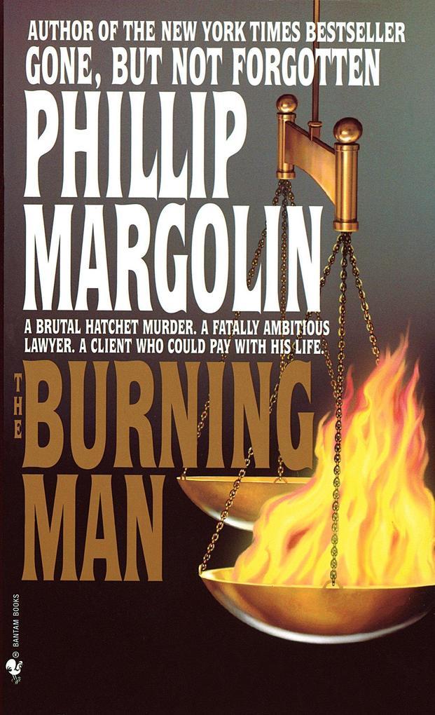The Burning Man als Taschenbuch