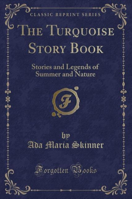 The Turquoise Story Book als Taschenbuch von Ad...