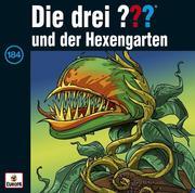 Die drei ??? 184. und der Hexengarten (drei Fragezeichen). 2 Vinyl-LP