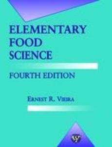 Elementary Food Science als Buch