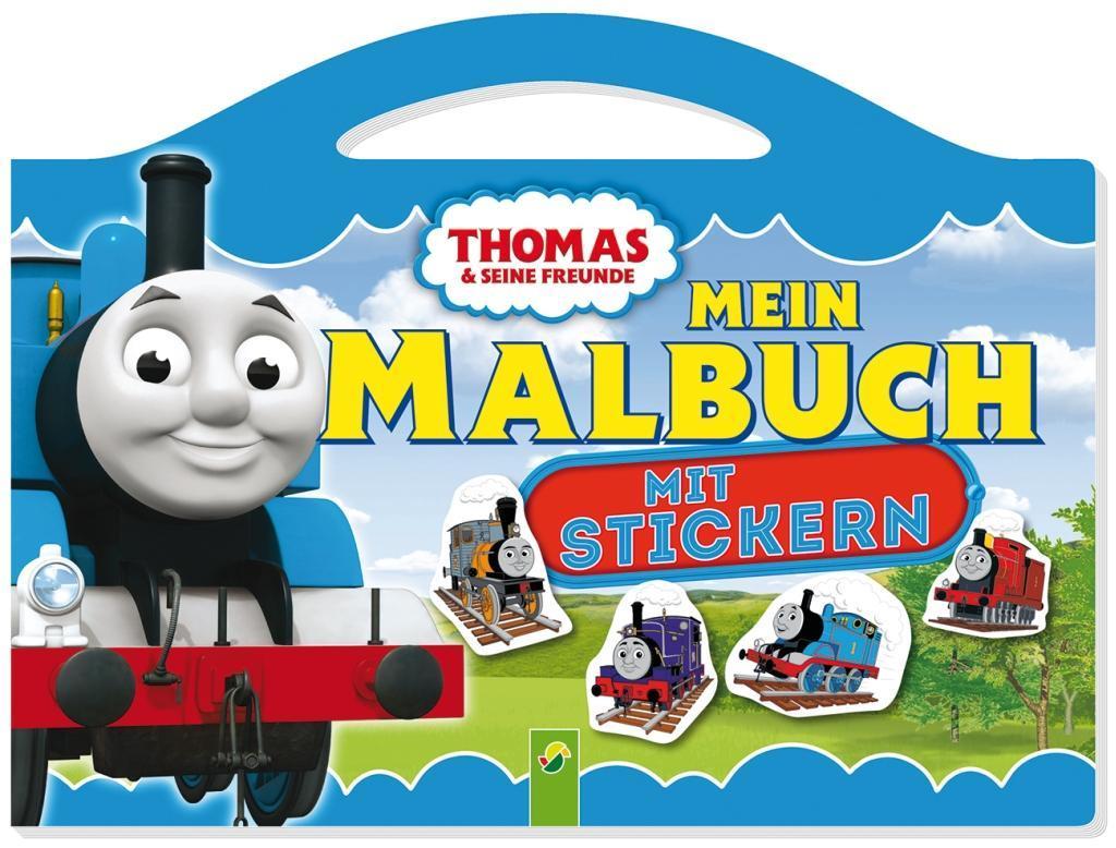 Gemütlich Thomas Der Zug Malbücher Ideen - Malvorlagen Von Tieren ...