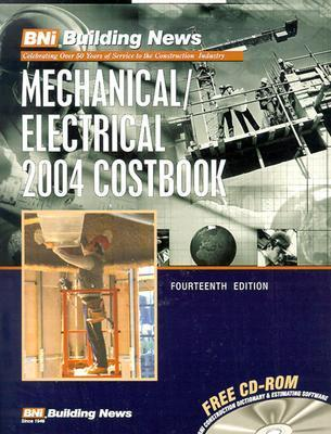 Building News Mechanical/Electrical Costbook [With CDROM] als Taschenbuch