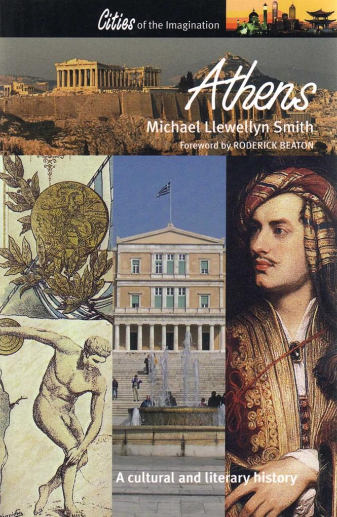 Athens: A Cultural and Literary History (Cities of the Imagination) als Taschenbuch