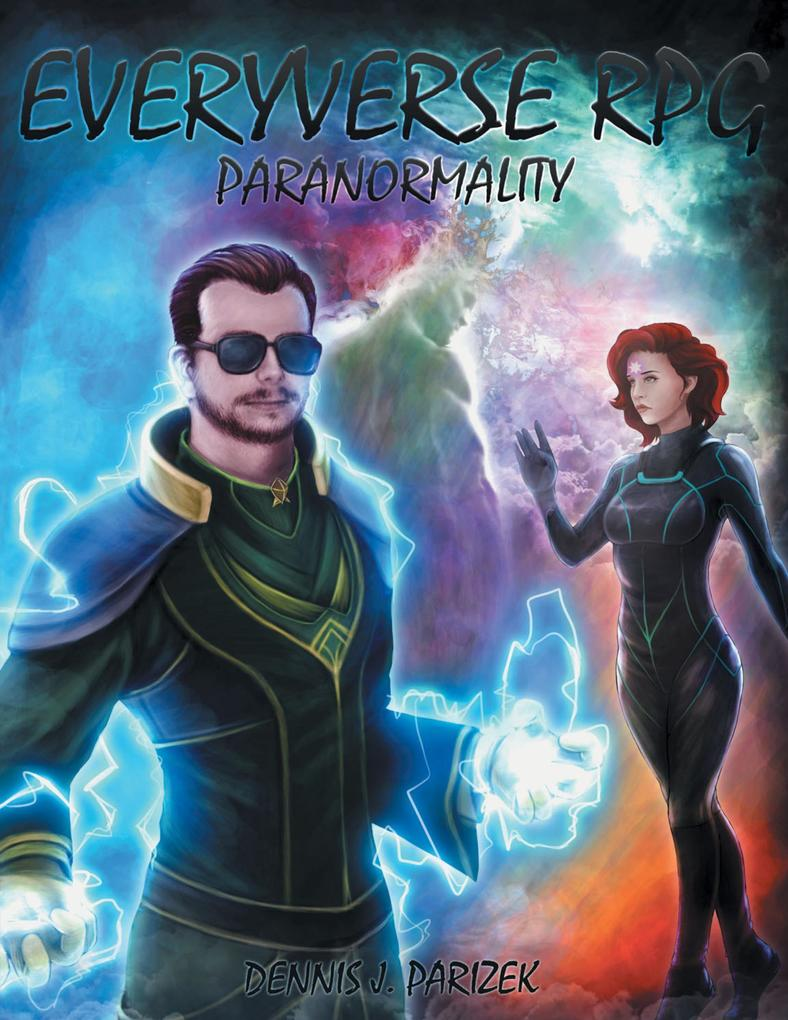 Everyverse RPG Paranormality als eBook Download...