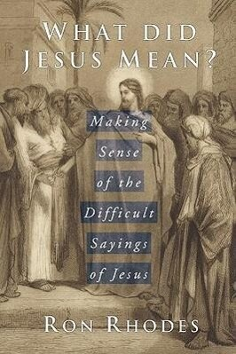 What Did Jesus Mean?: Making Sense of the Difficult Sayings of Jesus als Taschenbuch