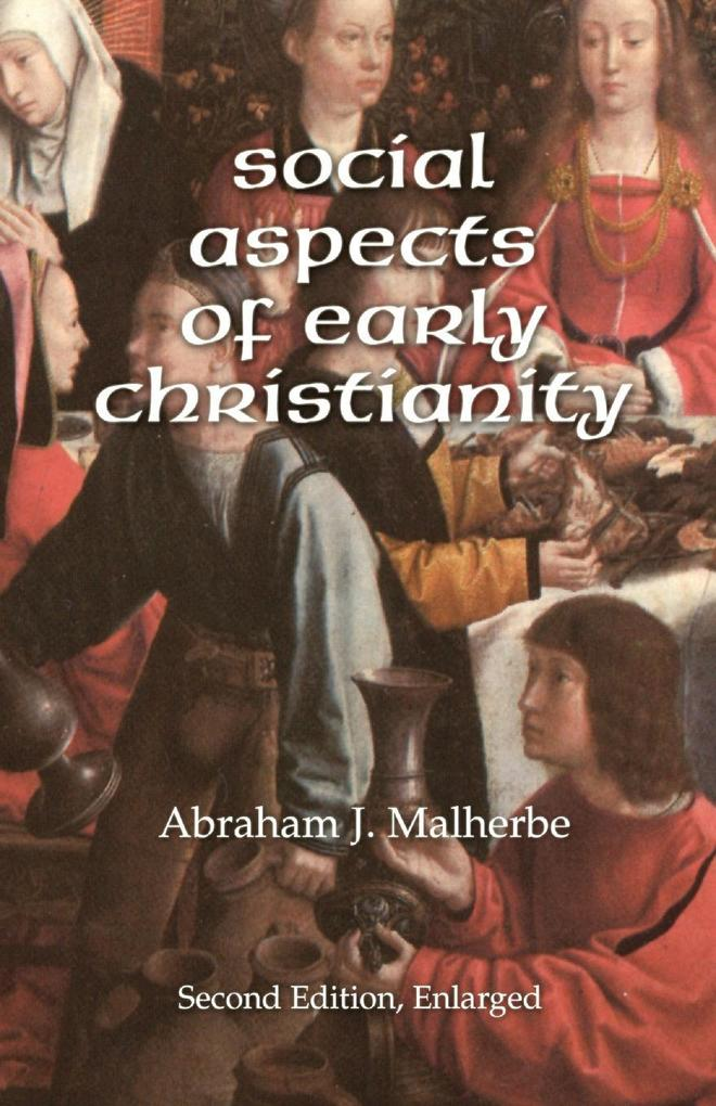 Social Aspects of Early Christianity, Second Edition als Taschenbuch