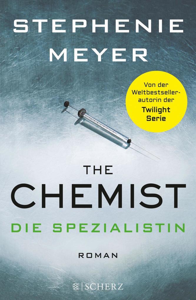 The Chemist - Die Spezialistin als Buch