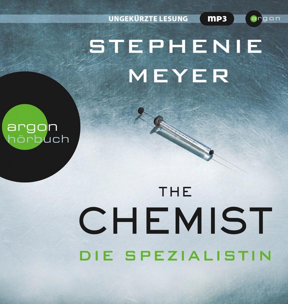 The Chemist - Die Spezialistin als Hörbuch