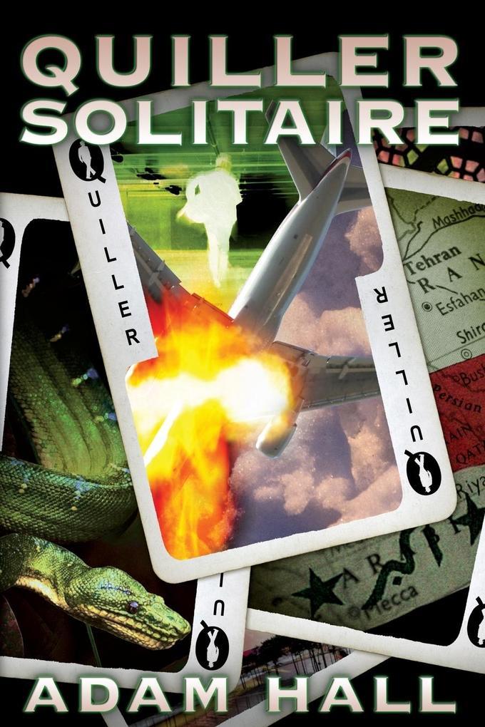 Quiller Solitaire als Taschenbuch