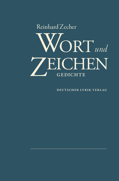 Wort & Zeichen als Buch von Reinhard Zecher