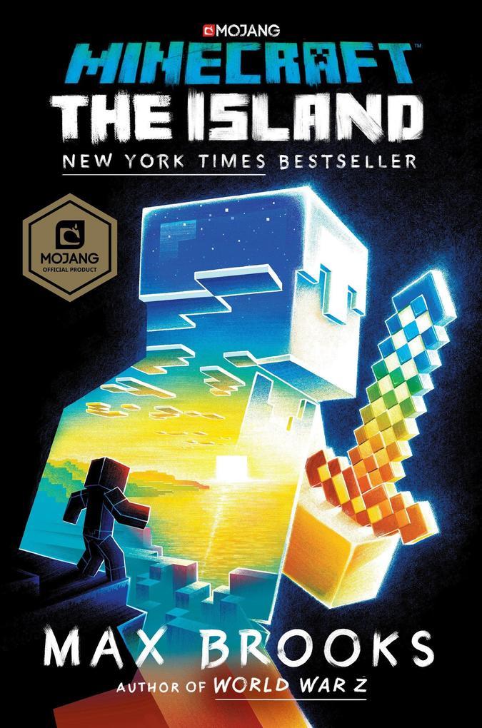 Minecraft: The Island als Buch von Max Brooks