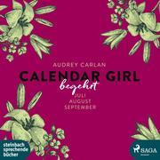 Calendar Girl, Begehrt (Ungekürzt)