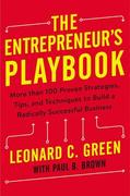 ENTREPRENEURS PLAYBOOK