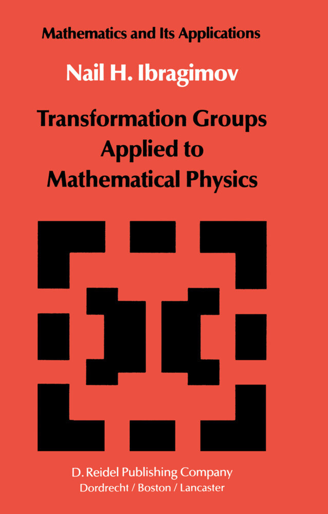 Transformation Groups Applied to Mathematical Physics als Buch