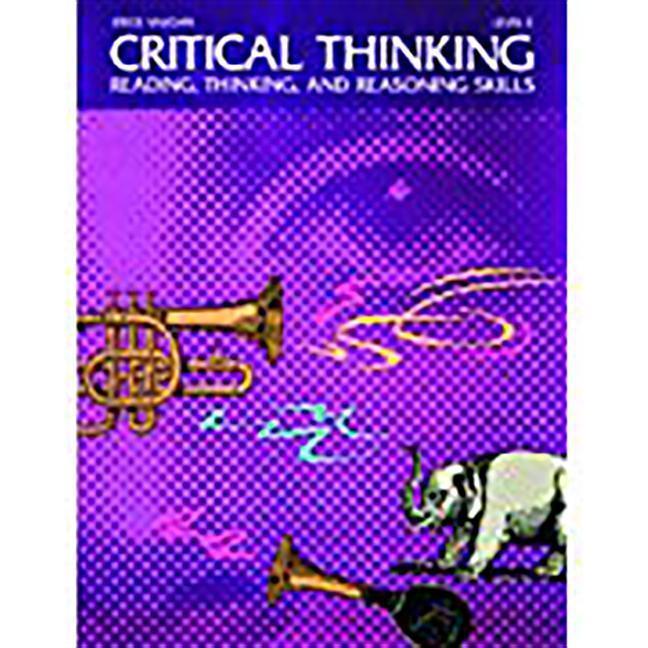 STECK-VAUGHN CRITICAL THINKING als Taschenbuch