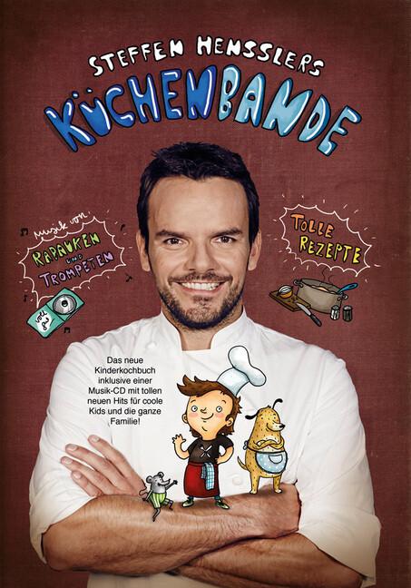 Steffen Hensslers Küchenbande als Hörbuch