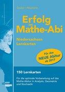 Erfolg im Mathe-Abi Niedersachsen Lernkarten