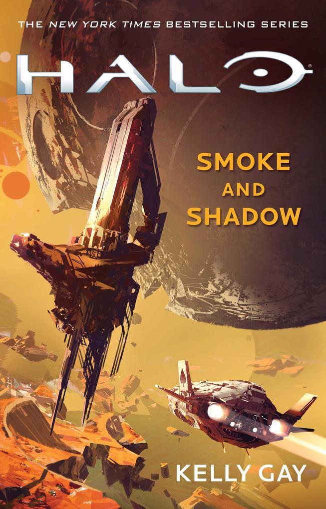 HALO: Smoke and Shadow als eBook Download von K...