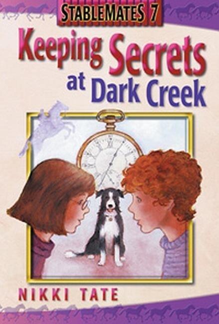 Keeping Secrets at Dark Creek als Taschenbuch