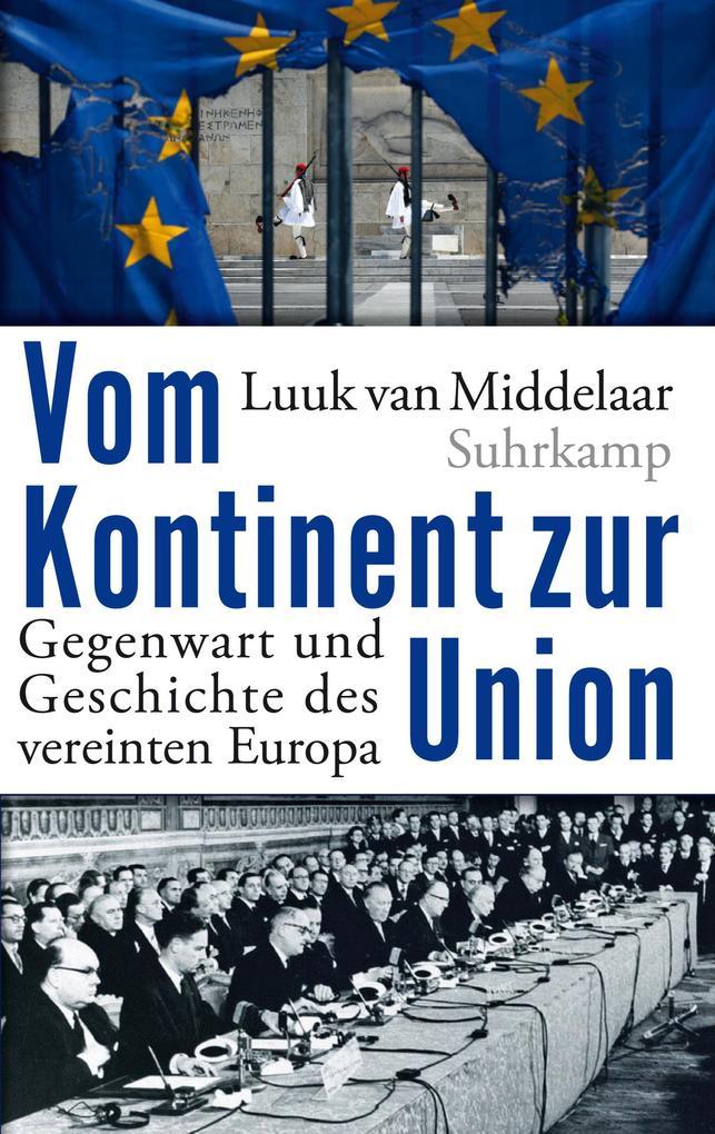 Vom Kontinent zur Union als eBook Download von ...