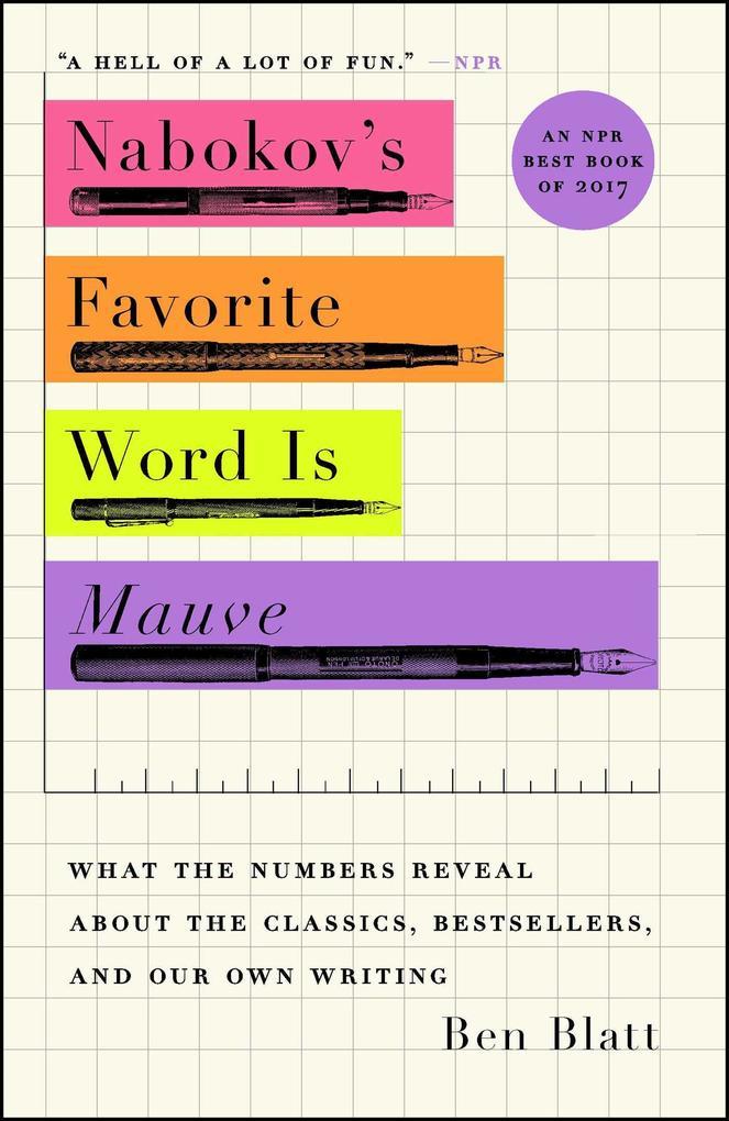 Nabokov´s Favorite Word Is Mauve als eBook Down...